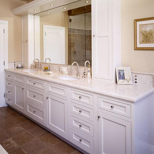 New Doors For Bathroom Vanity: Inset Doors